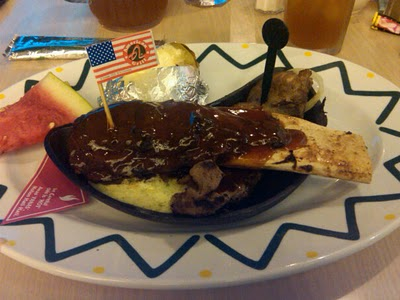 Steak and Ribs American Grill