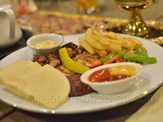Arabian Mix Grill – 160k